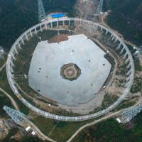 Trung Quốc di dời hơn 9.000 dân để săn người ngoài vũ trụ