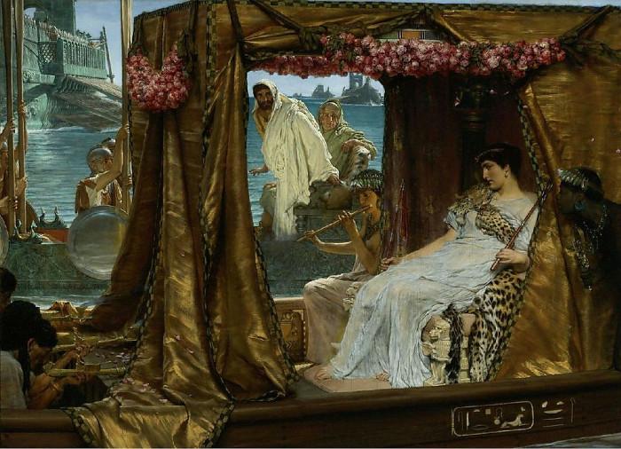 Nữ hoàng Ai Cập Cleopatra và người tình Mark Anthony có thể được chôn cất ở thành phố cổ Taposiris Magna.