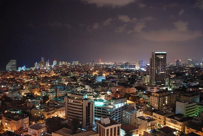 Thành phố về đêm
