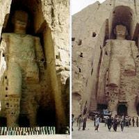 Các tượng Phật tại Bamiyan