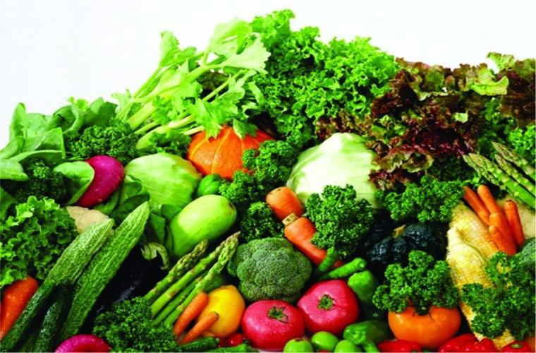 Ăn nhiều loại rau giúp tái thiết chức năng gan