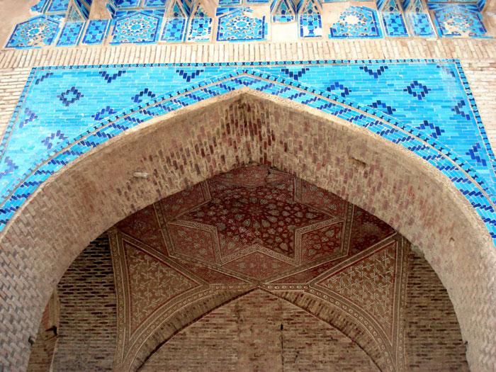 Lăng Ilkhan Oljeitu là lăng mộ lâu đời nhất ở Iran