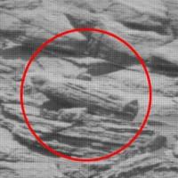 Phát hiện xác ướp Ai Cập trên Sao Hỏa?