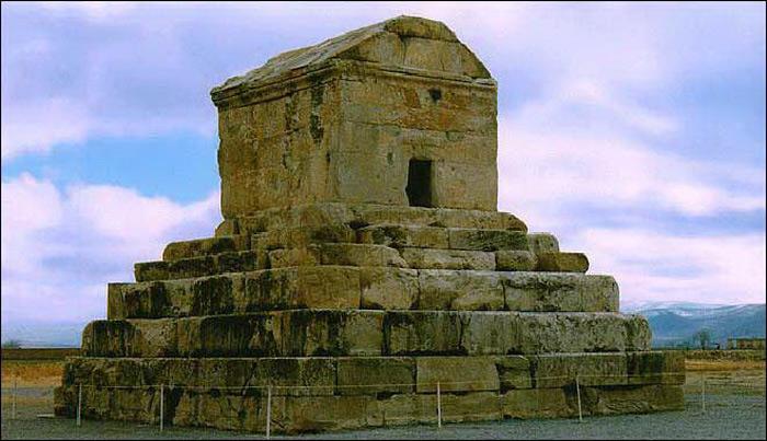 Lăng mộ này đã từng bị phá hủy sau đó được tu bổ lại và đến nay vẫn còn khá nguyên vẹn, ở trong tình trạng bảo quản tốt.