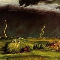Derecho - Loại bão có sức tàn phá khủng khiếp bậc nhất lịch sử