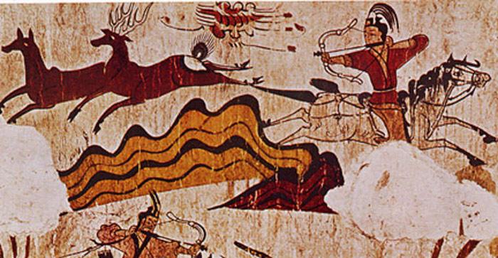 Các nhà lịch sử cho rằng đây là mộ của vua, hoàng hậu và hoàng thất...