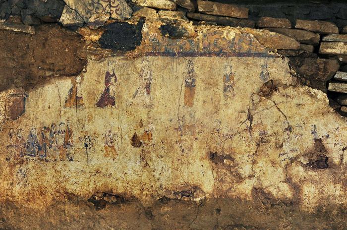 Dù đã trải qua hàng trăm năm, nhưng các tác phẩm tranh tường vẫn còn rất rõ nét và ở trong tình trạng bảo quản tốt. Những tác phẩm này ngoài giá trị lịch sử còn được coi là những kiệt tác nghệ thuật thời kỳ Cao Câu Ly.