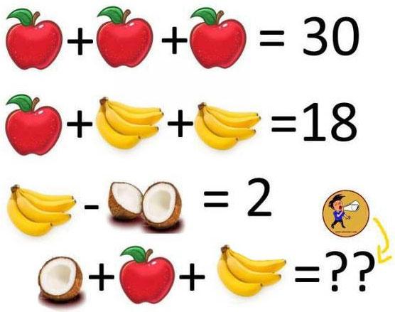 Bài toán có vẻ đơn giản nhỉ?
