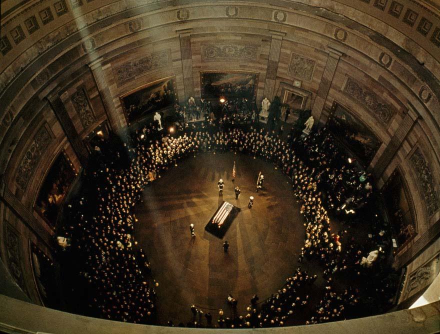 Đám tang tổng thống John F. Kennedy