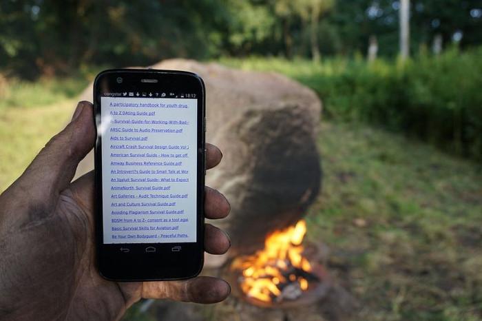 Đốt nóng tảng đá là bạn có thể bắt Wifi và vào mạng dễ dàng.