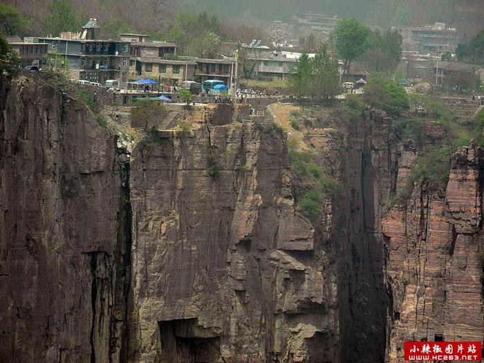 Ngôi làng nằm ở độ cao ấn tượng 1700m so với mặt nước biển