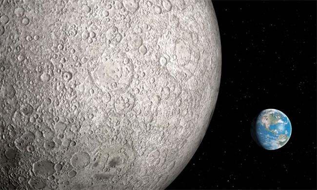"""Các phi hành gia thuộc sứ mệnh Apollo 10 đã nghe thấy một """"đoạn nhạc"""" kỳ lạ từ Mặt Trăng."""