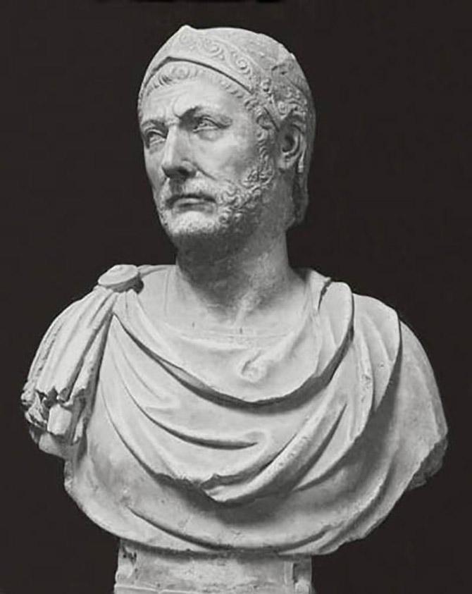 Hanibal Barca - người có những chiến thắng vang dội làm suy yếu đế chế La Mã.