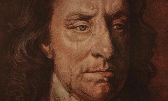 Oliver Cromwell là danh tướng của nước Anh.