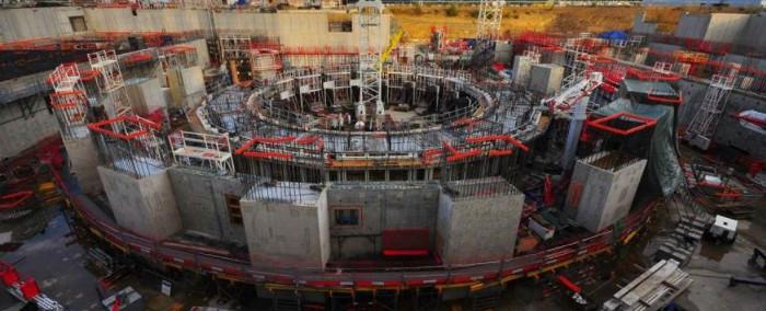 Lò phản ứng nhiệt hạch trị giá 14 tỷ USD mang tên ITER.