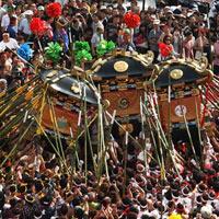 Điểm danh những lễ hội chen lấn nhau trên thế giới