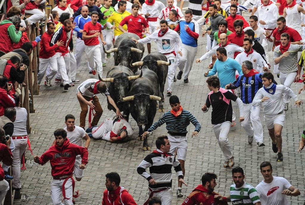 Lễ hội San Fermin, Tây Ban Nha