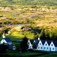 Vườn quốc gia Þingvellir (Thingvellir)