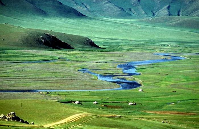 Thung lũng Orkhon
