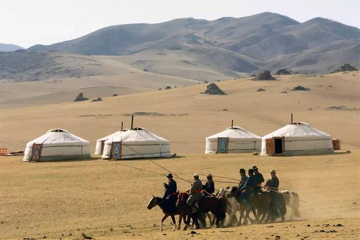 Thung lũng Orkhon thể hiện rõ nền văn hóa du mục cũng như tiến trình phát triển bền vững của hình thức sinh hoạt này.