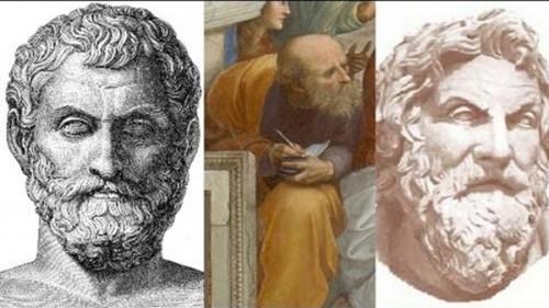 Anaximander được coi là nhà khoa học đầu tiên trong lịch sử.