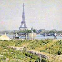 Vẻ đẹp của Paris qua chùm ảnh được chụp cách đây hơn 100 năm