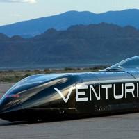 Chiếc xe nhanh nhất thế giới đã xuất hiện với tốc độ không tưởng