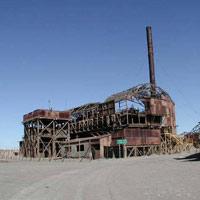 Các xưởng sản xuất diêm tiêu tại Humberstone và Santa Laura