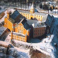 Lâu đài Nesvizh - Di sản văn hóa thế giới tại Belarus