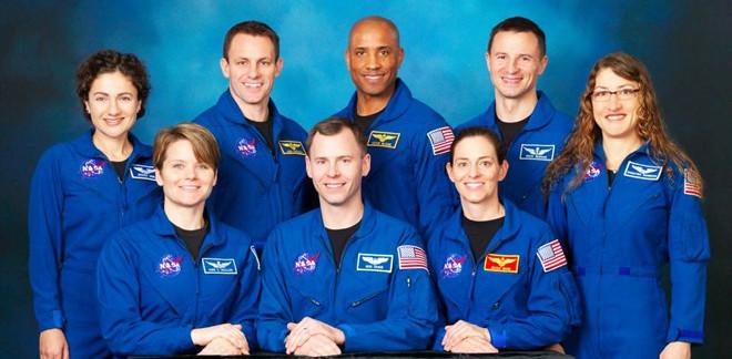 Các phi hành gia tại NASA đều phải trải qua chặng đường gian nan.