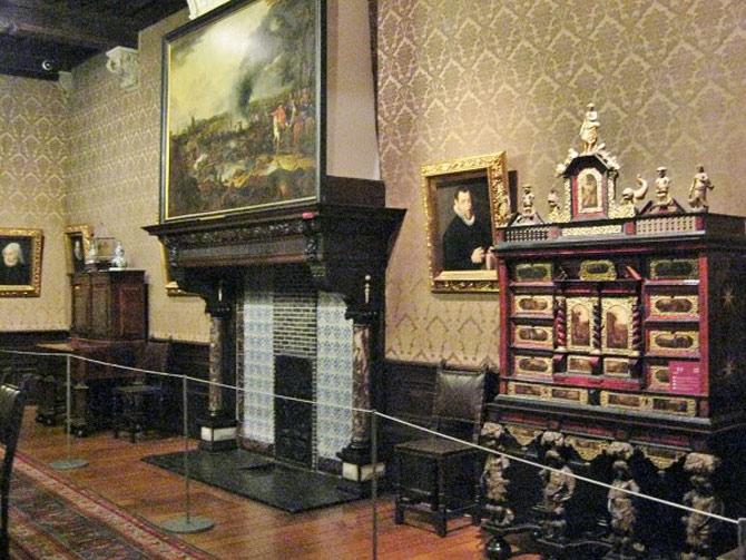 Những hiện vật được trưng bày tại bảo tàng