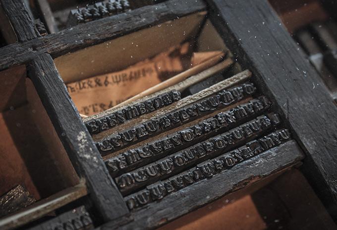 Nhà xưởng Plantin – Moretus là xưởng in lớn nhất tại Châu Âu tại thời điểm đó