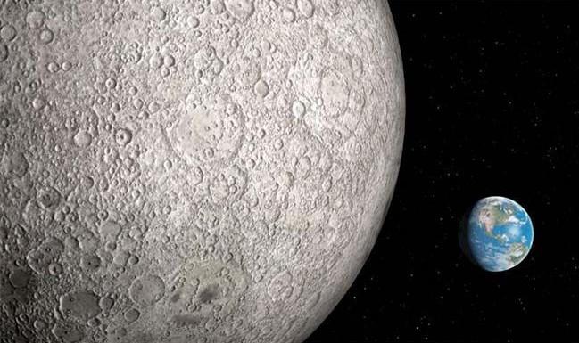 """Các phi hành gia từng nghe thấy một """"tiếng nhạc"""" lạ lùng phát ra từ Mặt trăng."""