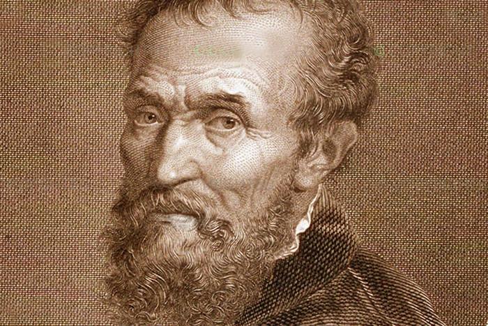"""Ông là tác giả của bức bích họa """"Sự phán xét cuối cùng"""" trên nhà nguyện Sistine."""