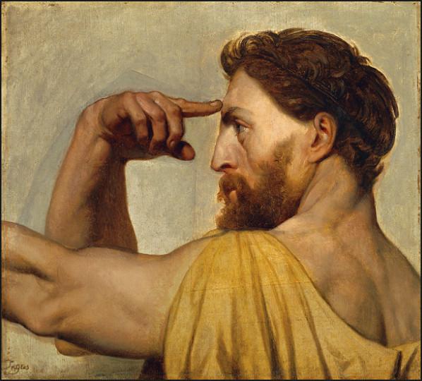 Phidias là họa sỹ nổi tiếng sống vào những năm 430 TCN.