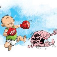 """Cẩm nang """"nhất định phải biết"""" để chống lại viêm màng não mô cầu"""