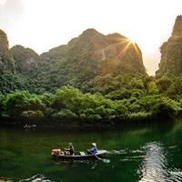 Địa danh nào của Ninh Bình xuất hiện trong phim Kong: Skull Island?