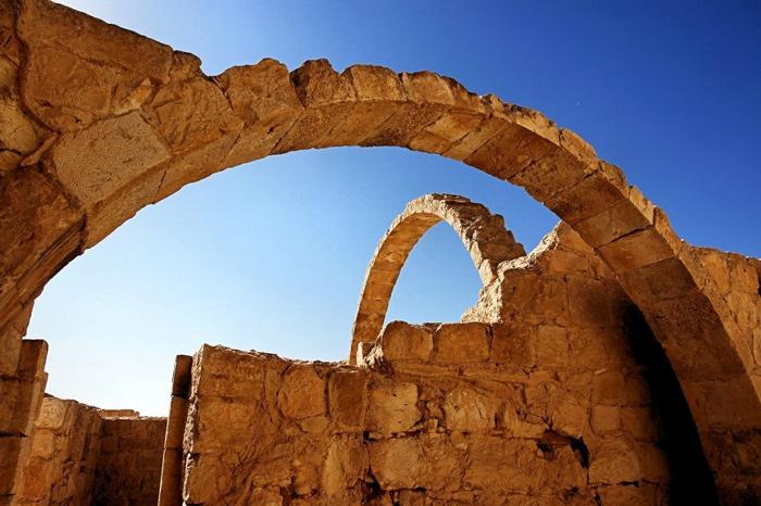 Các thành phố hoang mạc vùng Negev