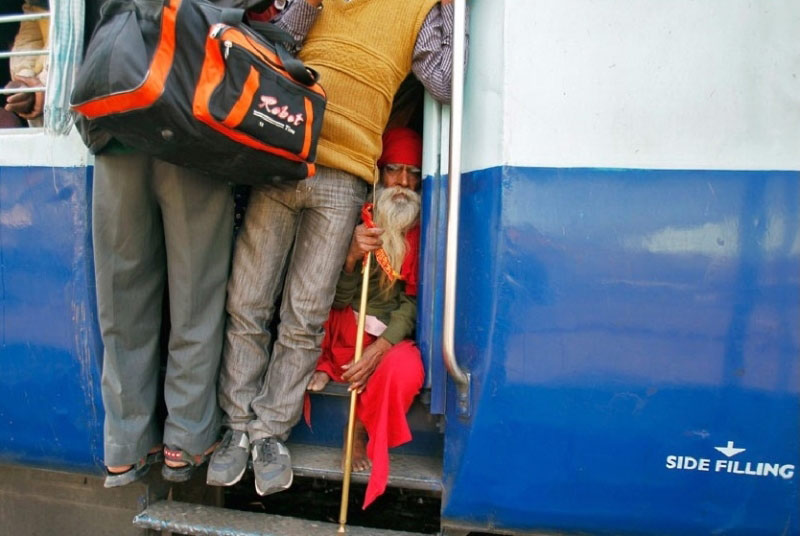 Guwahati Thiruvananthapuran Express giữ kỷ lục hãng tàu trễ giờ nhất, thời gian hoãn chuyến có thể lên tới 12 tiếng.
