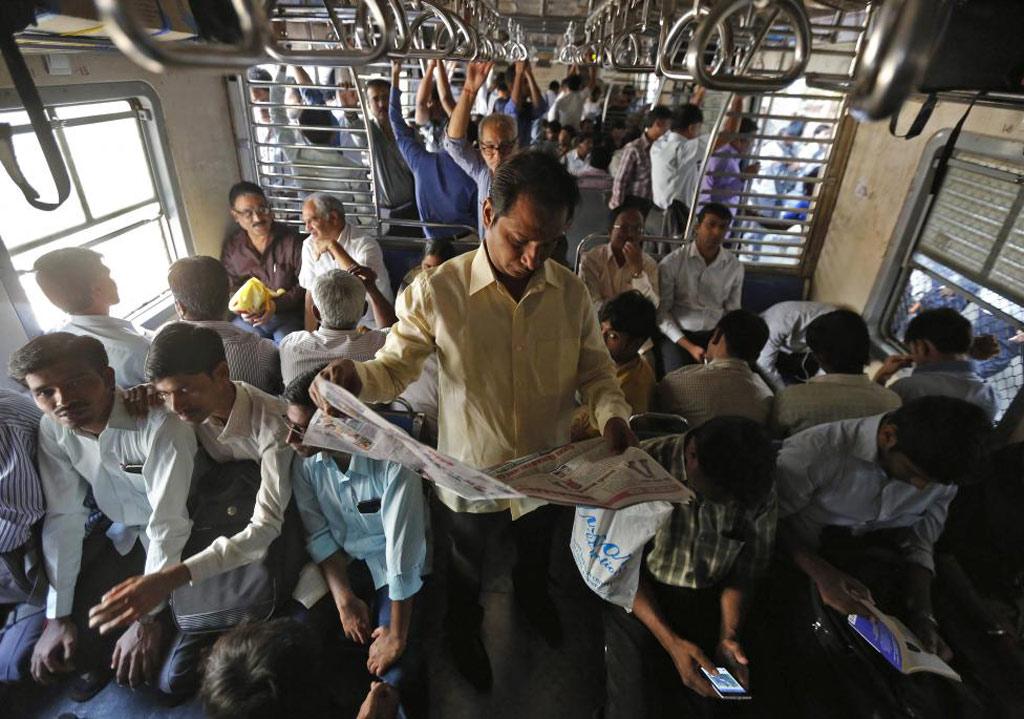 Chuyến tàu dừng nhiều điểm nhất của hãng Howrah-Amritsar Express, dừng 115 lần.