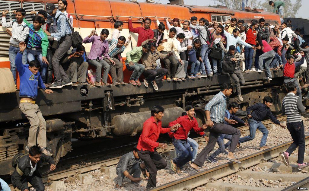 Venkatanarasimharajuvaripeta là ga tàu có tên dài nhất.