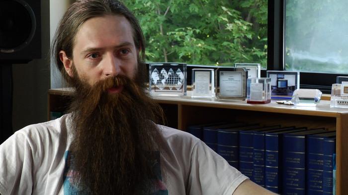 Aubrey De Grey, người đưa ra nhứng ý tưởng kinh ngạc về cuộc sống của con người.