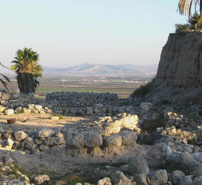 Megiddo tại Israel
