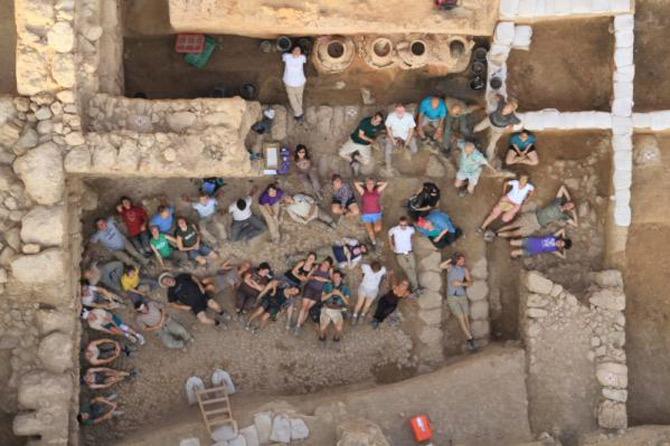 Liên hiệp quốc đã công nhận các bệ phóng Kinh Thánh Megiddo, Hazor, Beer Sheba của Israel là Di sản văn hóa Thế giới năm 2005.