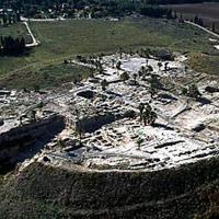 Các bệ phóng Kinh Thánh - Megiddo, Hazor, Beer Sheba