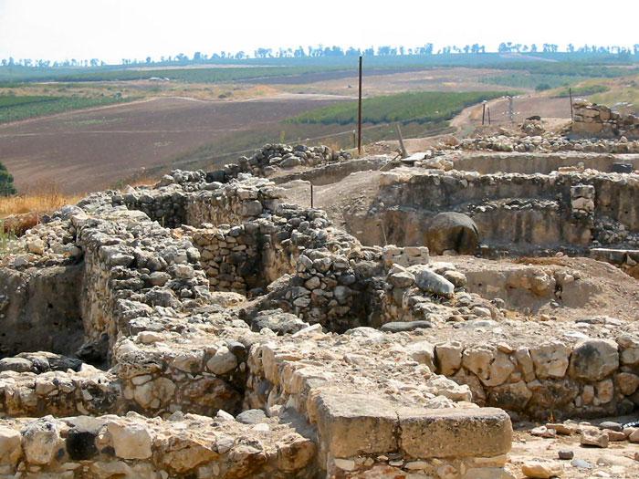 Các bệ phóng còn là một hệ thống thu gom nước với công nghệ rất tinh vi và tiến tiến của người dân vào thời kỳ đồ đồng và đồ sắt.