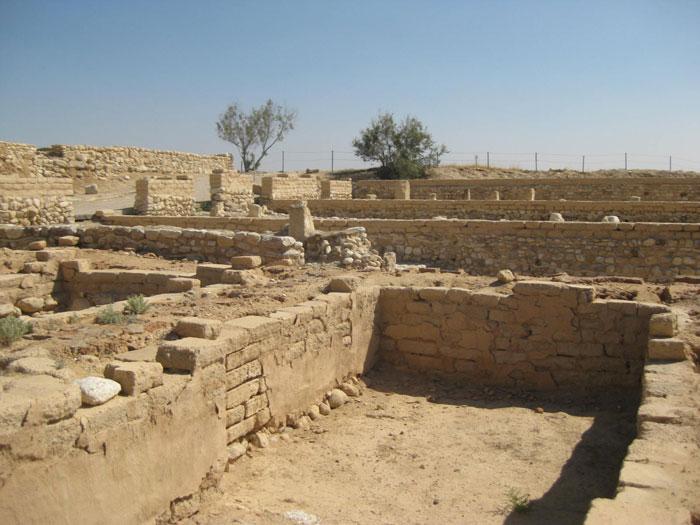 Beer Sheba là thành phố Israel cuối cùng đã bị phá hủy trong một vụ cháy dữ dội trong chiến dịch của Asyri.
