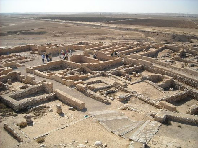 Beer Sheba là một thành phố phát triển có kế hoạch chứ không phải phát triển dần dần.