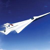 NASA thiết kế máy bay chở khách siêu thanh không gây tiếng nổ