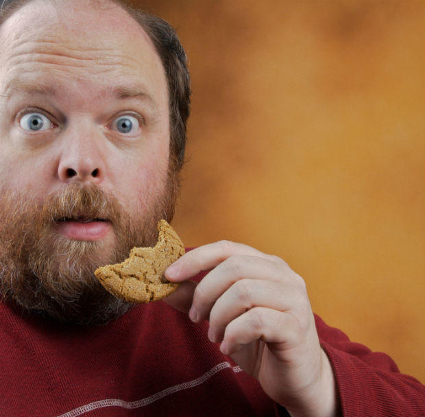 Ăn nhiều sẽ tăng cân
